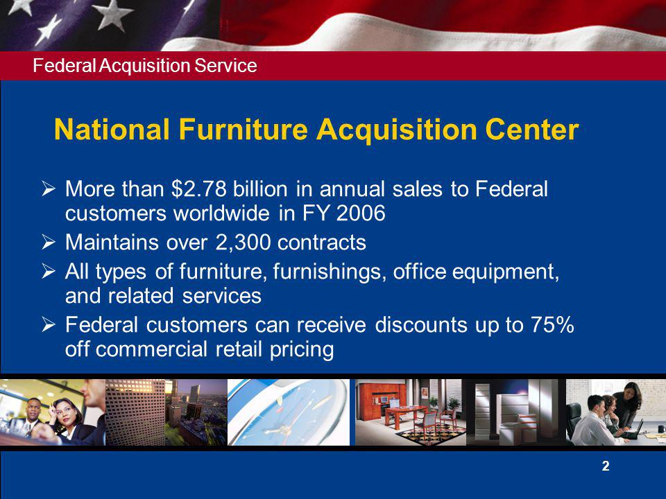 National Furniture Acquisition Center