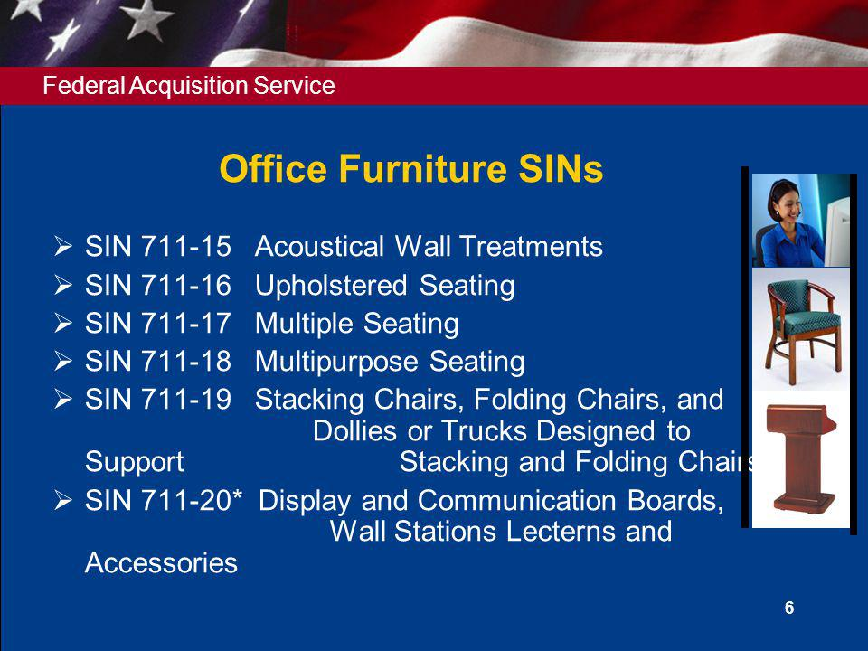 Office Furniture SINs SIN 711-15 Acoustical Wall Treatments