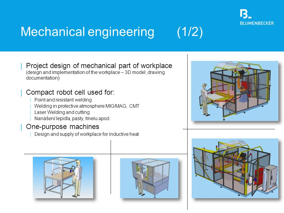Mechanical engineering (1/2)