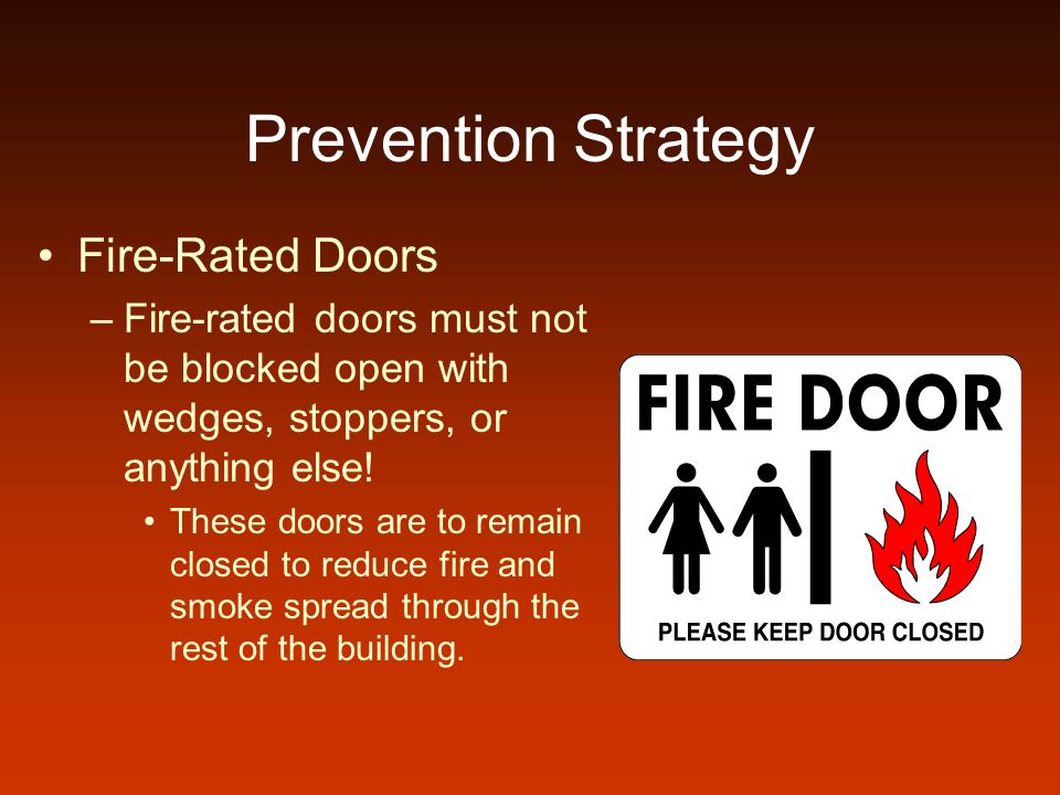 Fire Prevention Planning Ppt Video Online Download