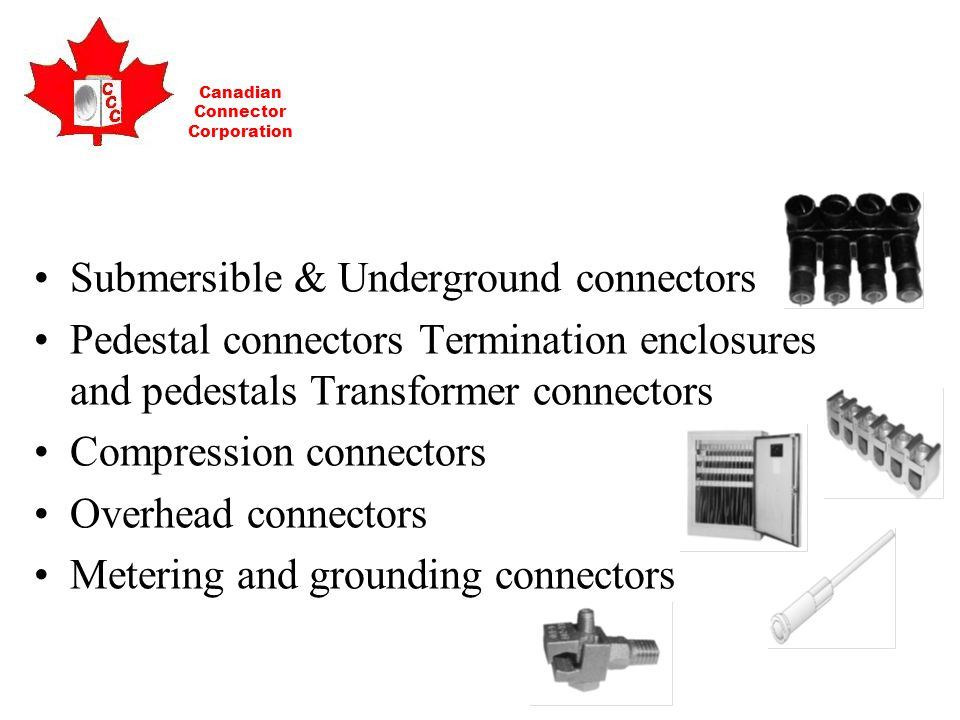 Canadian Connector Corporation