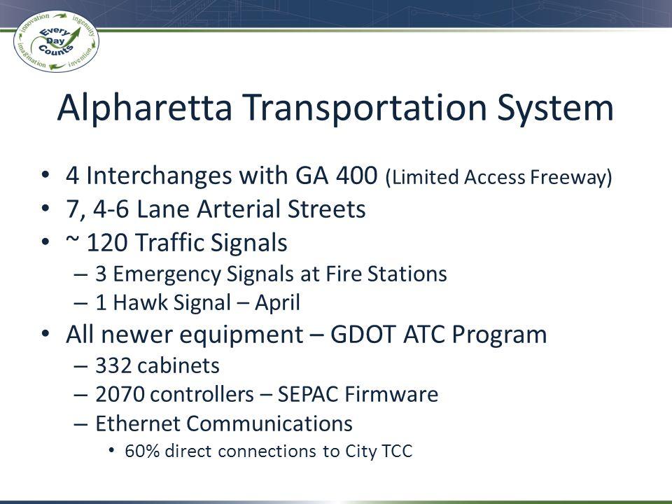 Alpharetta Transportation System
