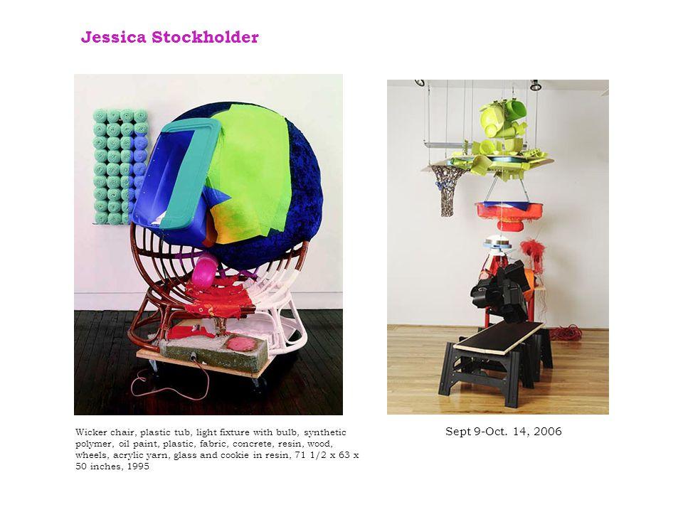 Jessica Stockholder