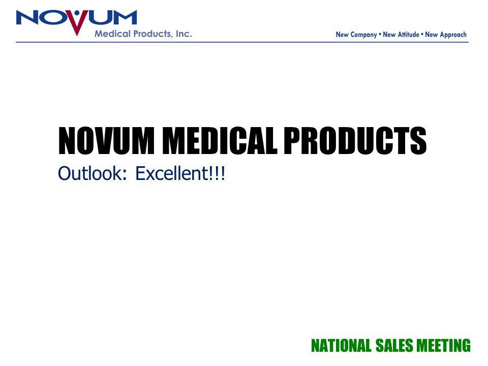 NOVUM MEDICAL PRODUCTS