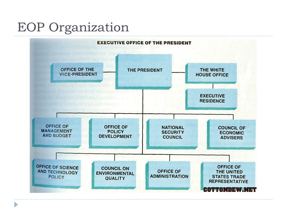 EOP Organization