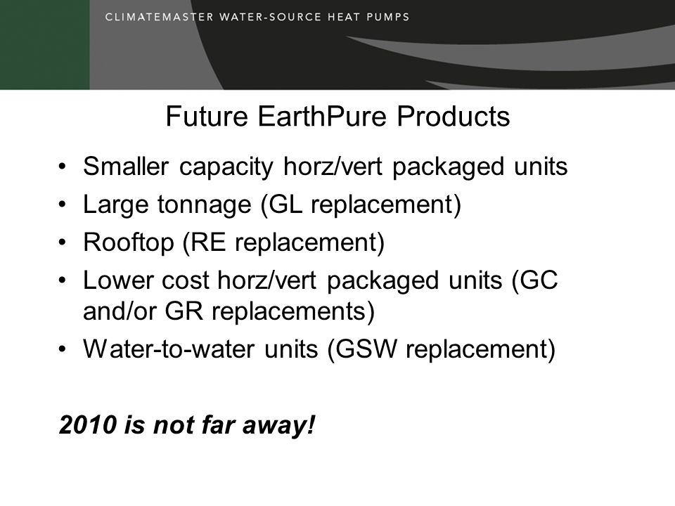 Future EarthPure Products