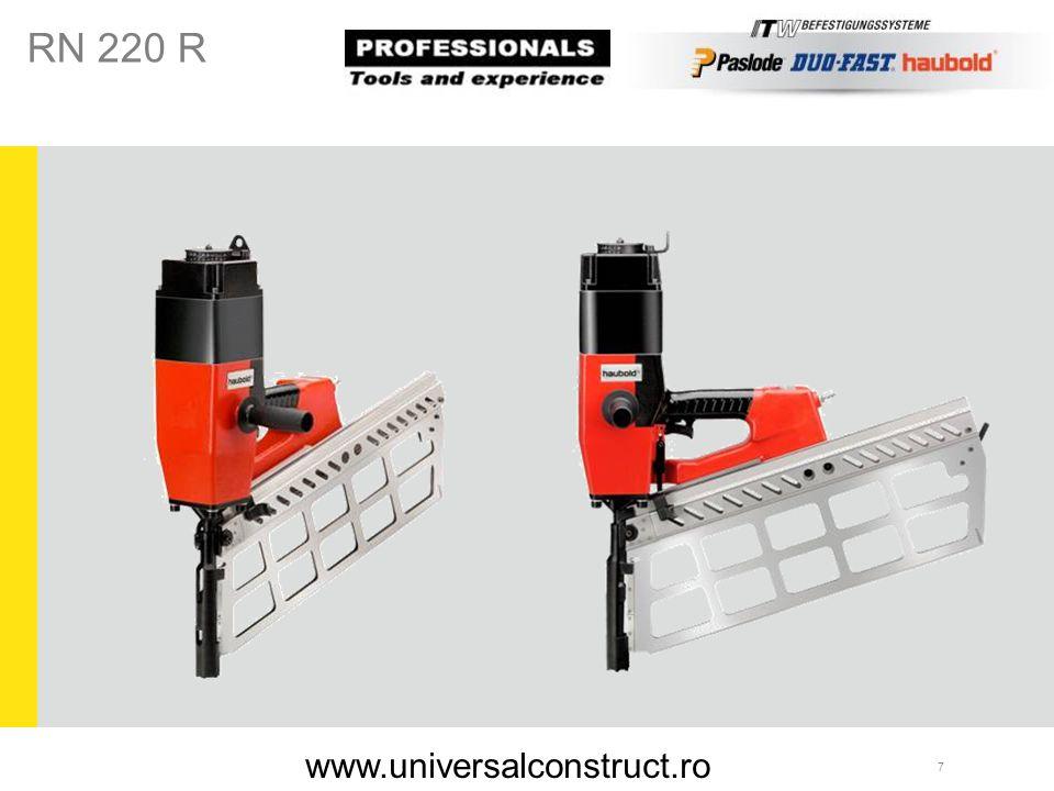 RN 220 R www.universalconstruct.ro