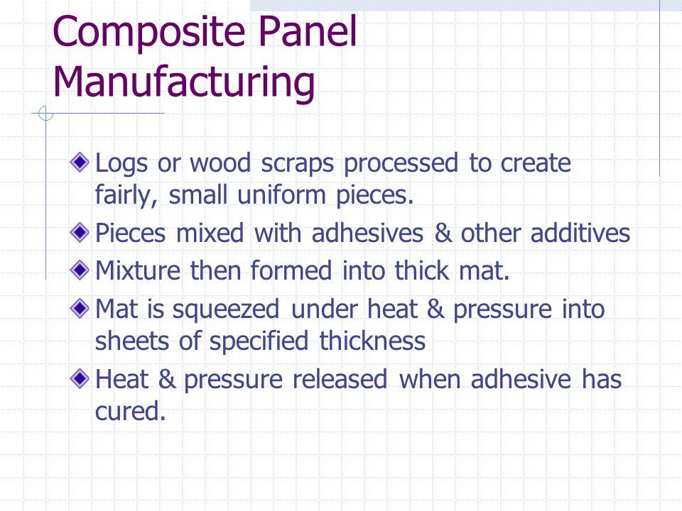 Composite Panel Manufacturing