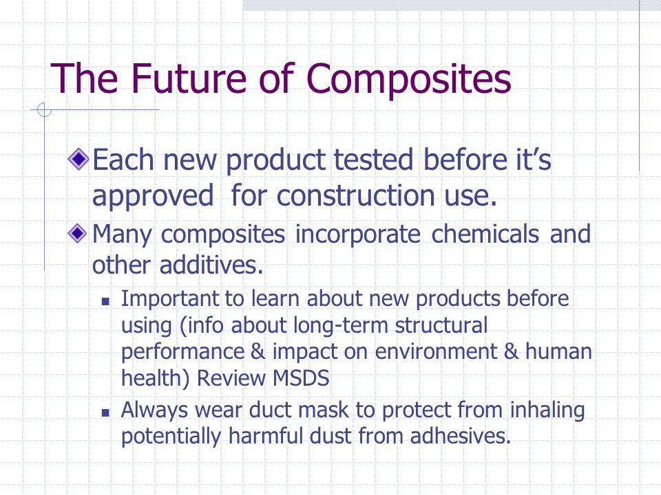 The Future of Composites