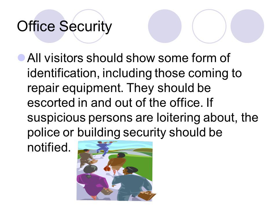 Office Security