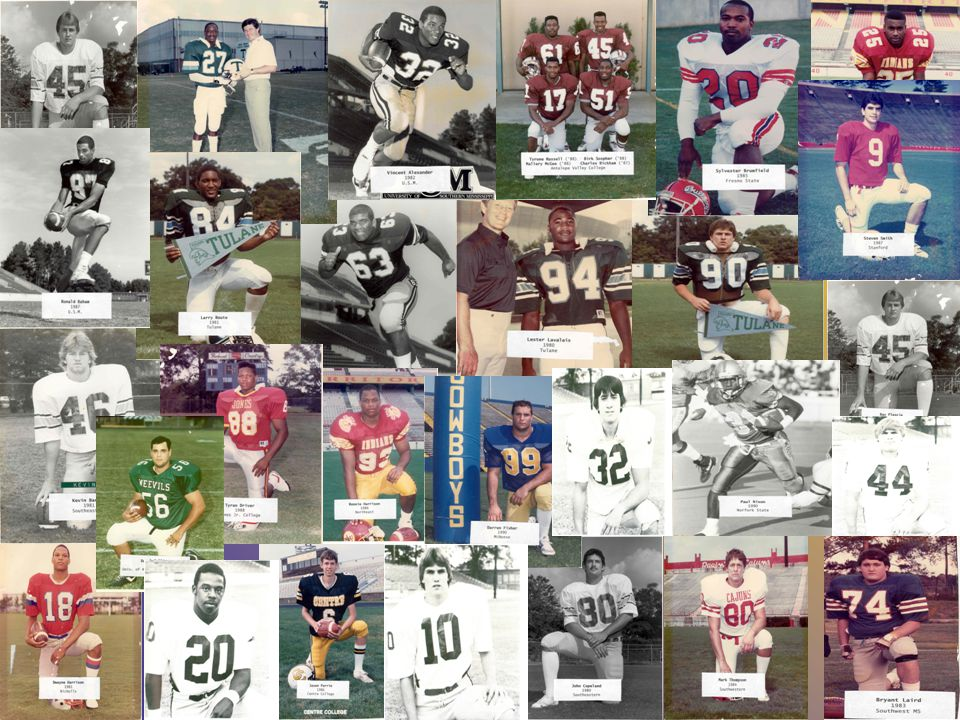 CHS Lions 1980-2007 updated July 2009