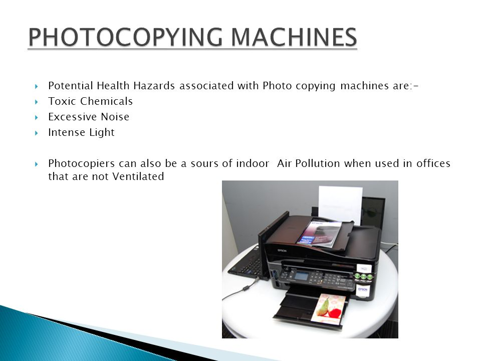 PHOTOCOPYING MACHINES
