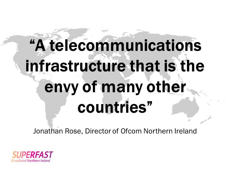 Jonathan Rose, Director of Ofcom Northern Ireland