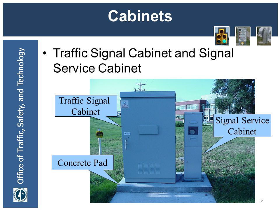 Cabinets Traffic Signal Cabinet and Signal Service Cabinet