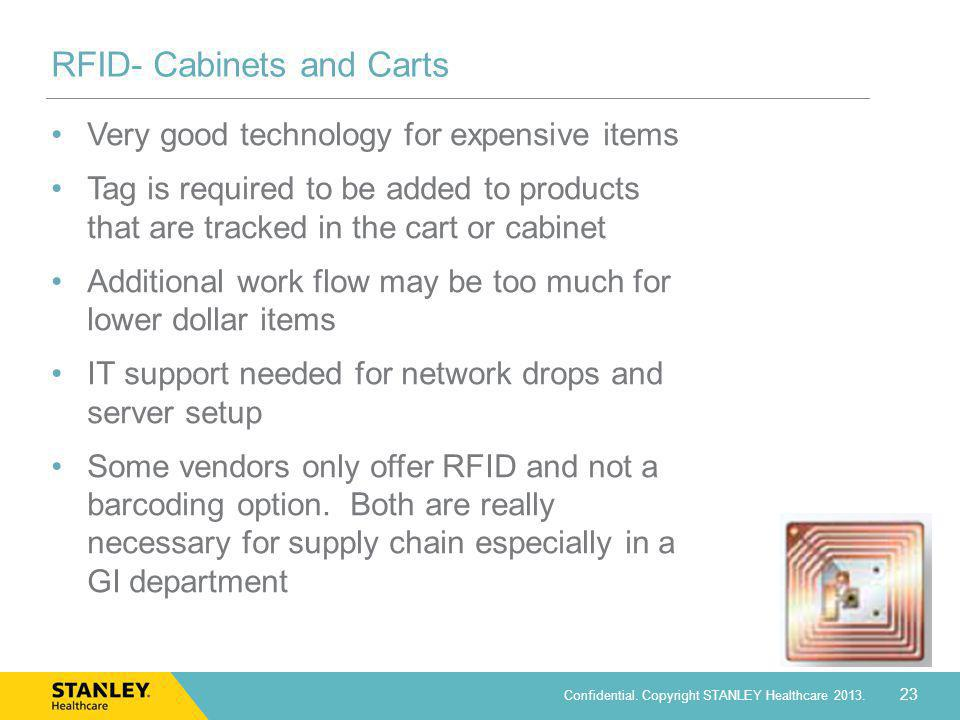 RFID- Cabinets and Carts