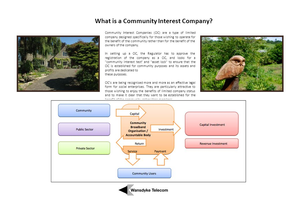 What is a Community Interest Company