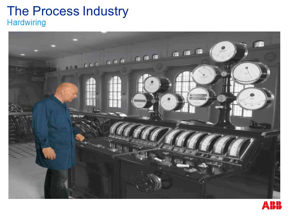 The Process Industry Hardwiring