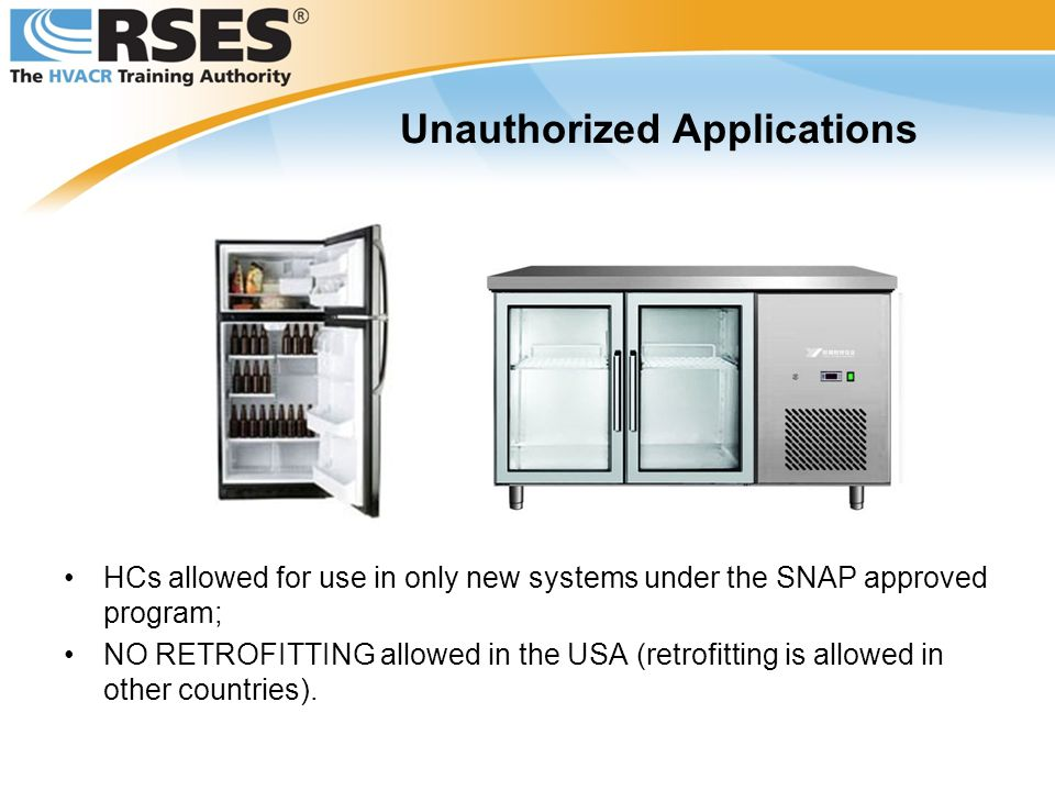 Unauthorized Applications