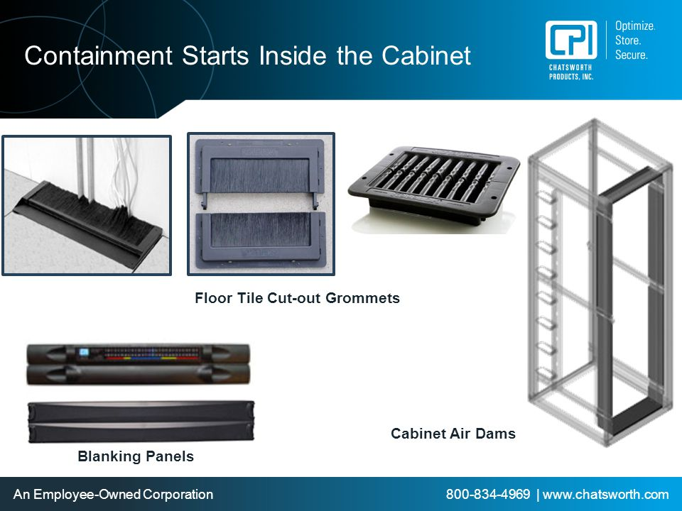 Containment Starts Inside the Cabinet