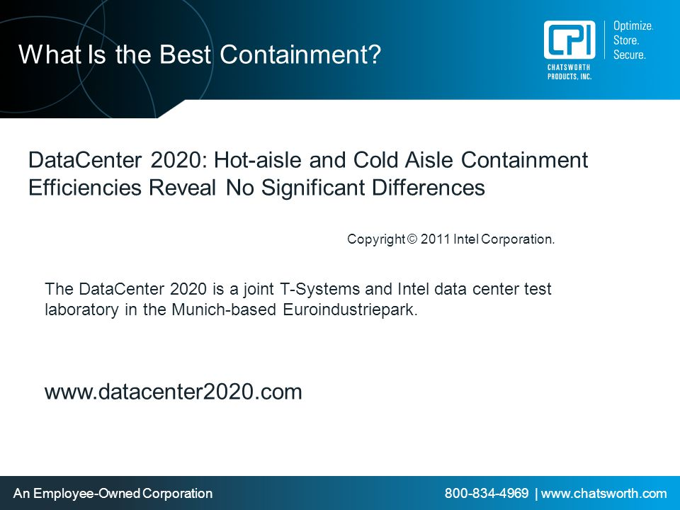 What Is the Best Containment