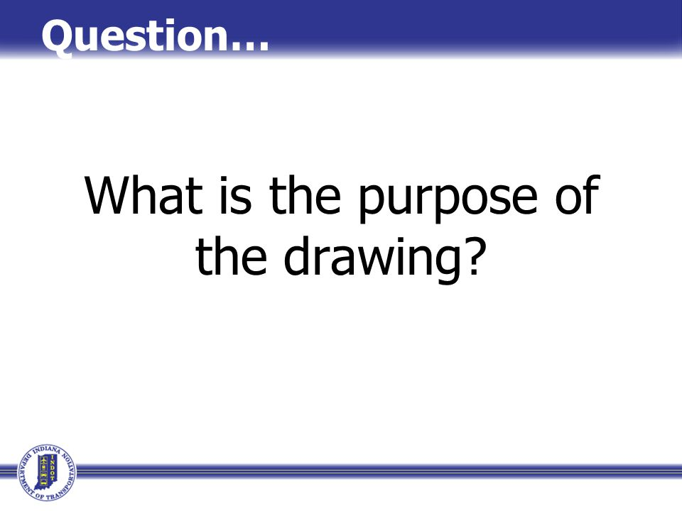 What is the purpose of the drawing