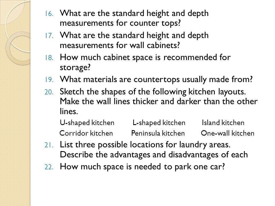corridor kitchen advantages and disadvantages 28 images ppt