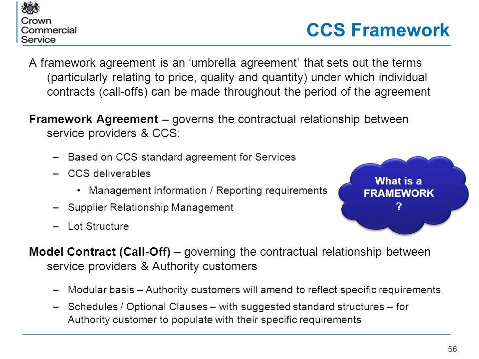 CCS Framework