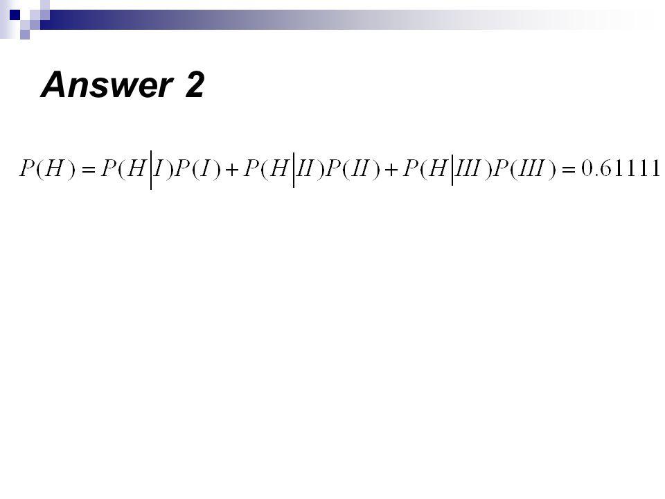 Answer 2