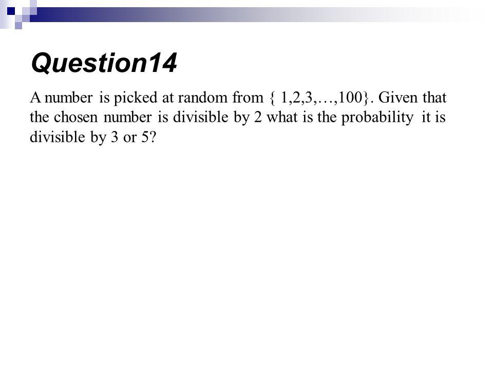 Question14
