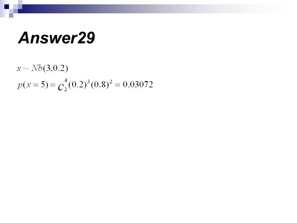 Answer29