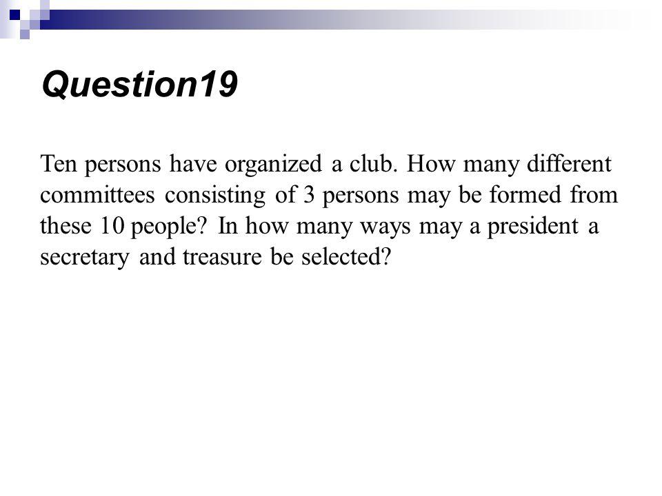 Question19