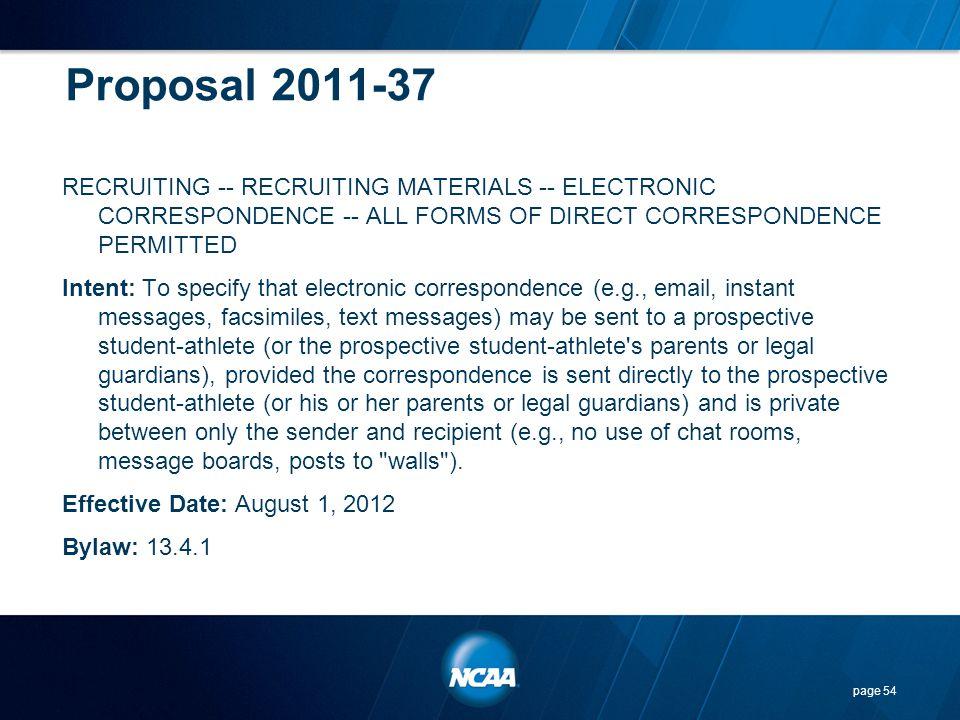 Proposal 2011-37
