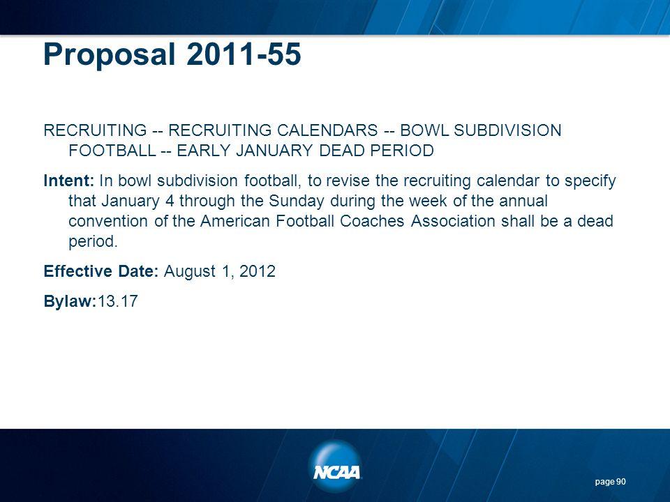 Proposal 2011-55