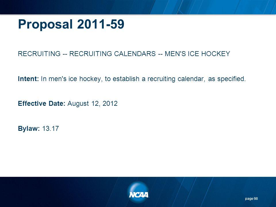 Proposal 2011-59