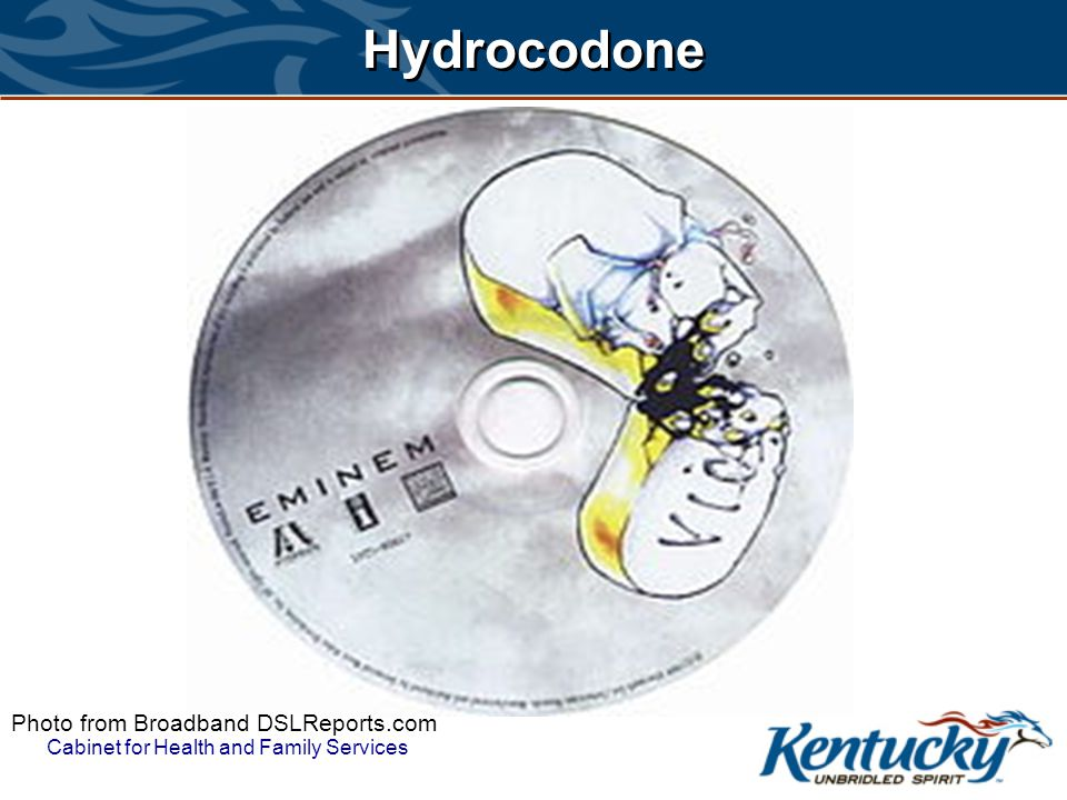 Hydrocodone Photo from Broadband DSLReports.com