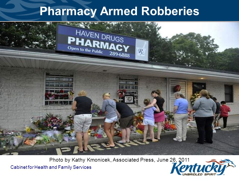 Pharmacy Armed Robberies
