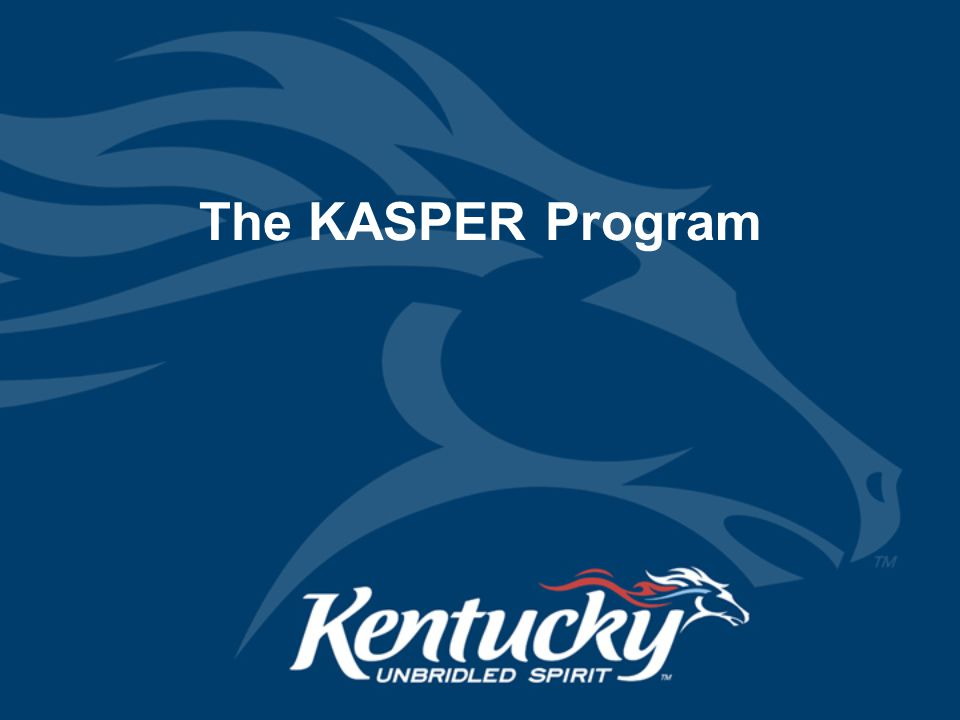 The KASPER Program