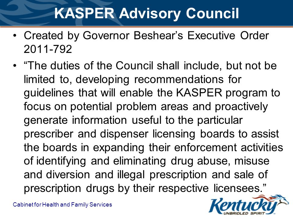 KASPER Advisory Council