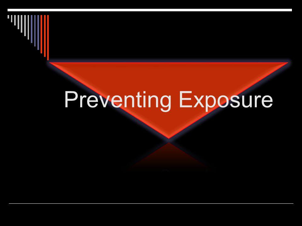 Preventing Exposure