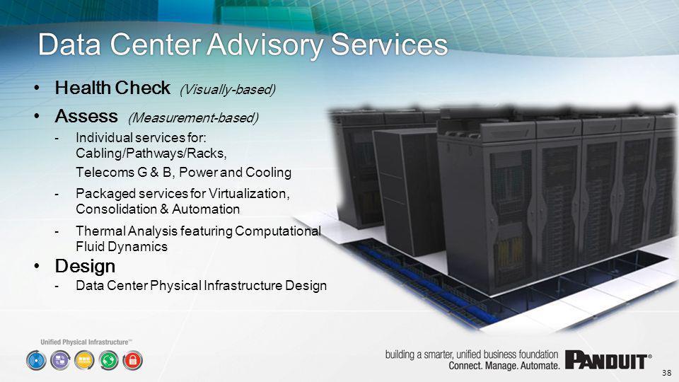 Data Center Advisory Services