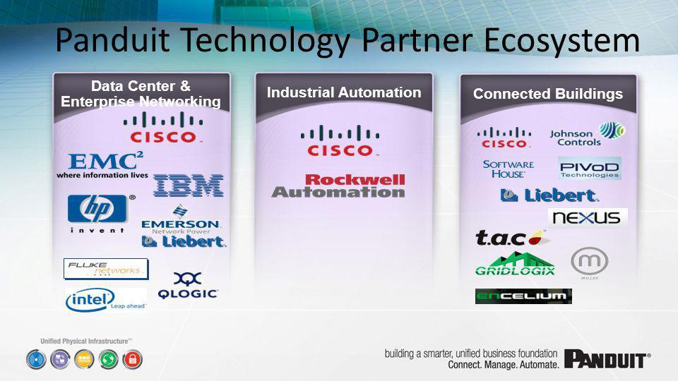 Panduit Technology Partner Ecosystem