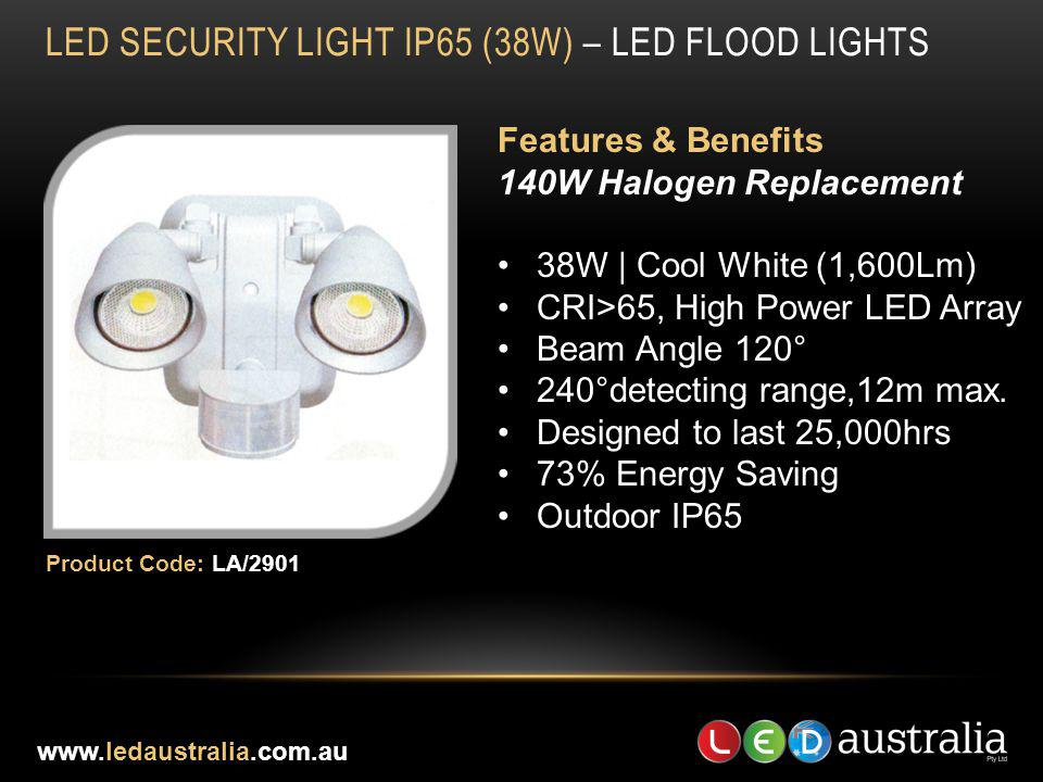 LED security light IP65 (38W) – led flood lights