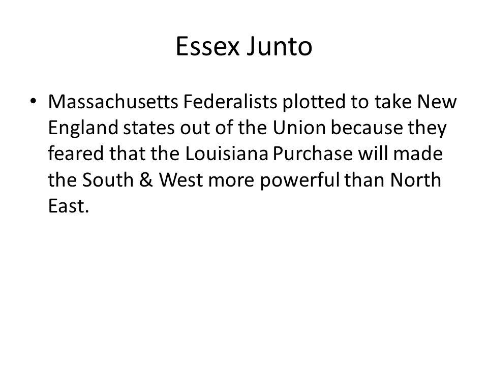Essex Junto
