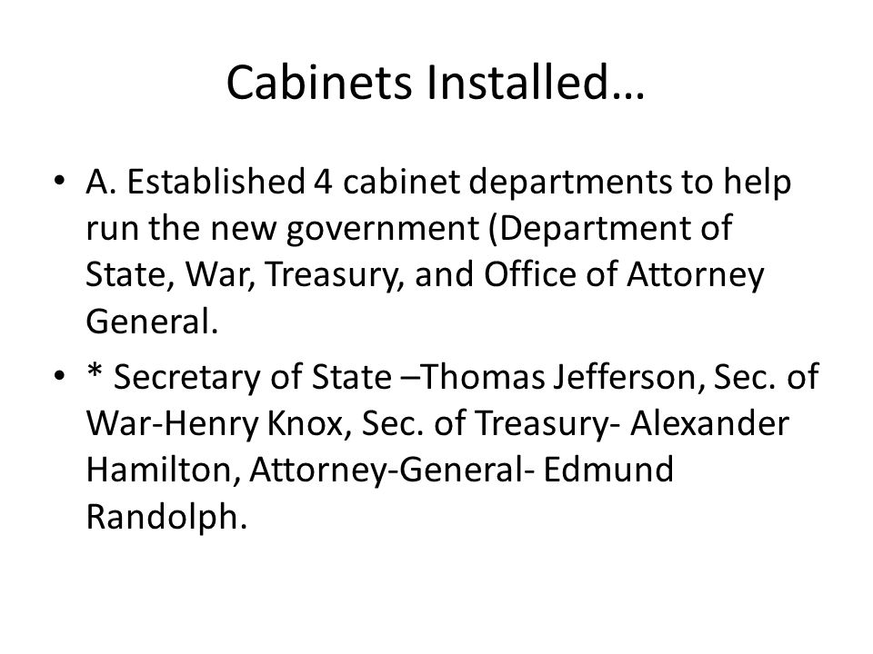 Cabinets Installed…
