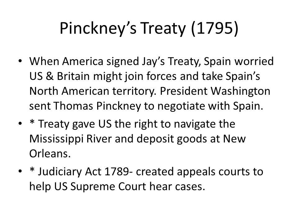 Pinckney's Treaty (1795)