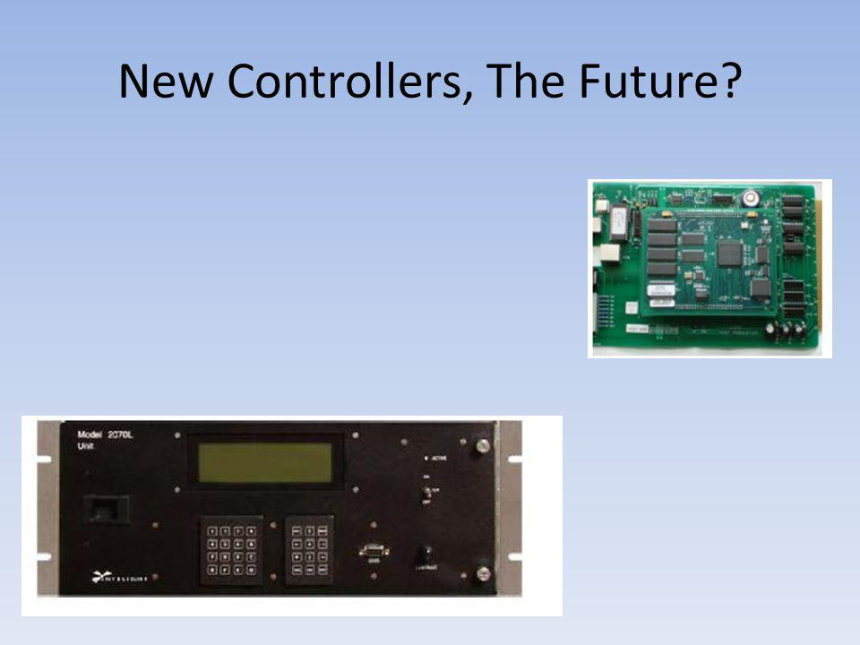 New Controllers, The Future