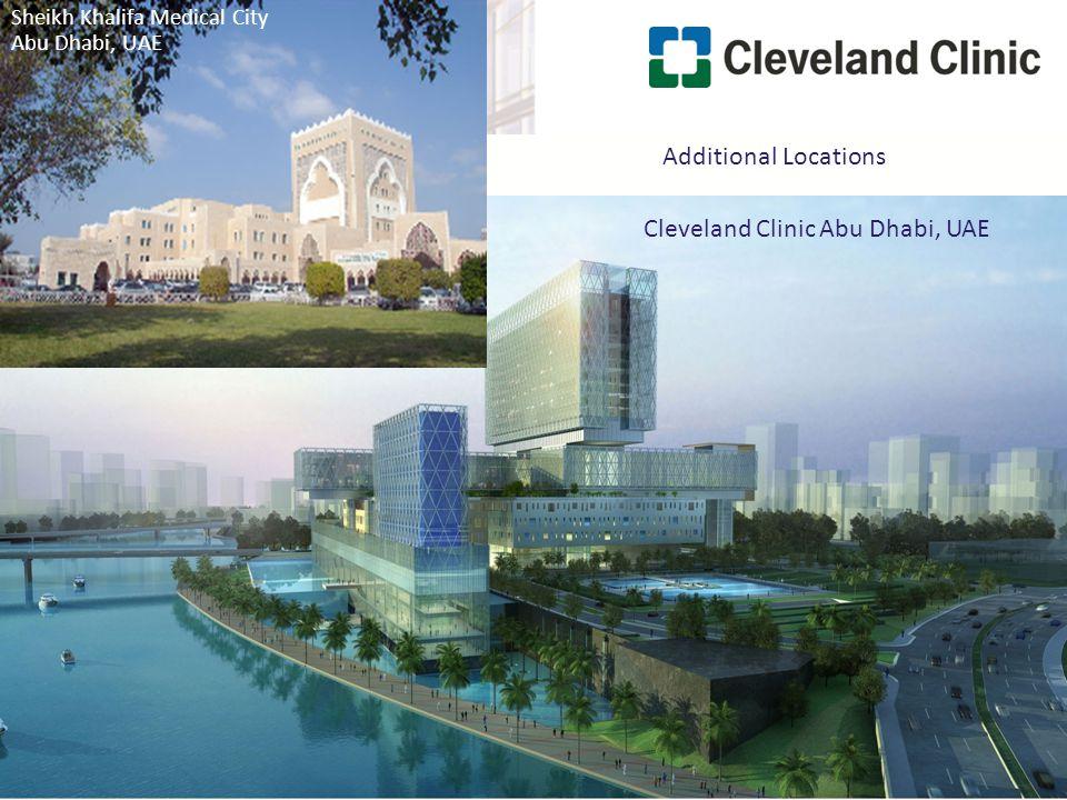 Cleveland Clinic Abu Dhabi, UAE
