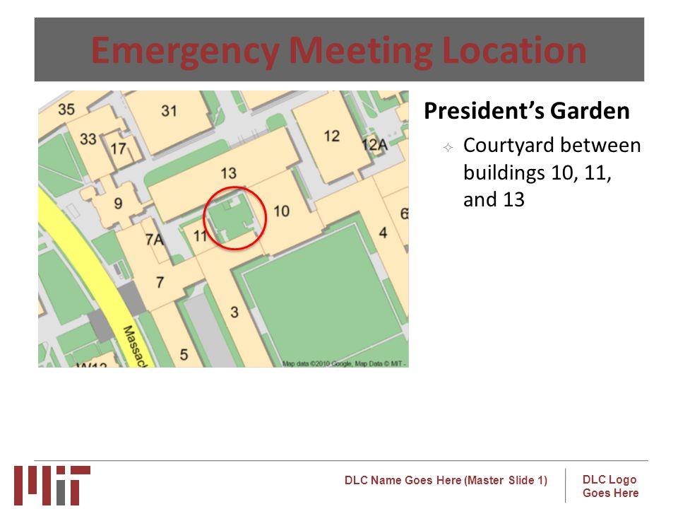 Emergency Meeting Location