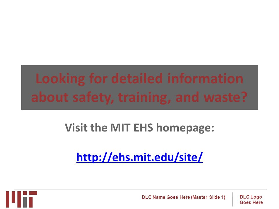 Looking for detailed information about safety, training, and waste