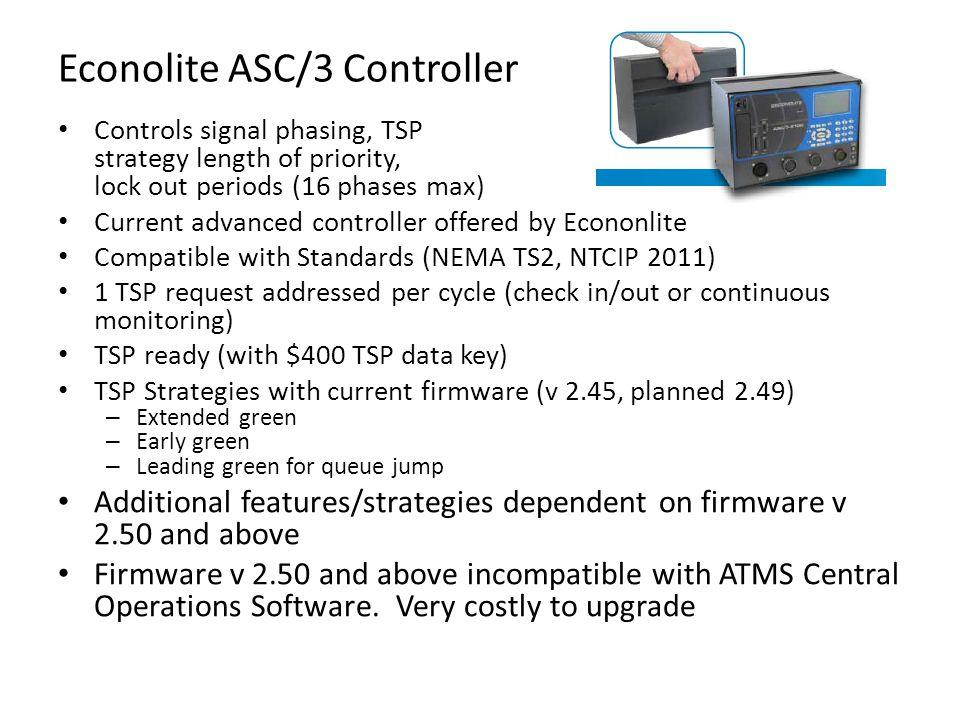 Econolite ASC/3 Controller